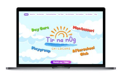 Tír na nÓg Childcare & Montessori
